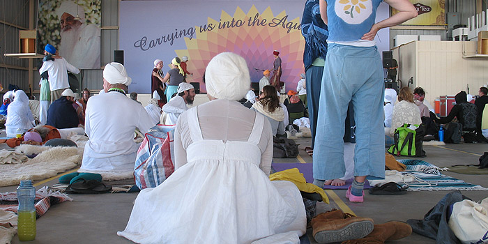 A Fabulous Summer Solstice Kundalini Yoga gathering in New Mexico