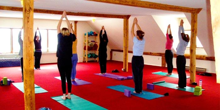 Yoga à La Grange