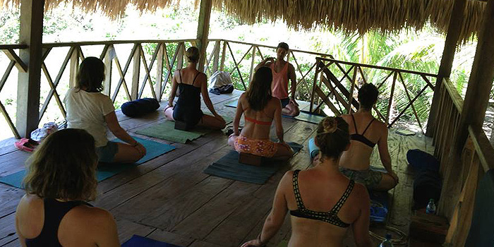 Yoga Retreat in Nicaragua…with a twist