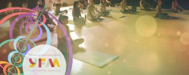 4th Annual Yoga Festival Montréal / Le 4ieme Festival de Yoga de Montréal
