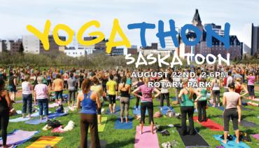 YOGAthon Saskatoon 2015