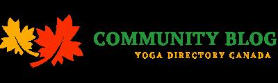 Yoga Directory Canada Community Blog Logo