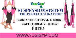 Yoga Gym Banner Ad